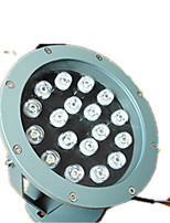 LED Project-Light Lamp The Courtyard Garden Colorful Circular Floodlight Projection Lamp