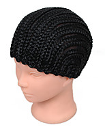 comfortable wig for crochet fauxlocs braiding mambo twist 1pc Wig Accessories for human hair wig Glueless wig cap