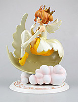 Cardcaptor Sakura Sakura Kinomodo PVC 18cm Anime Action Figures Model Toys Doll Toy