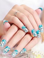 24 bruid manicure nagel patch nagel producten