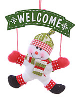 Christmas Decorations Large Snowman