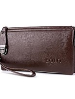 Men PU Office & Career Clutch