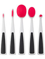 5Contour Brush / Makeup Brushes Set / Blush Brush / Eyeshadow Brush / Lip Brush / Brow Brush / Concealer Brush / Powder Brush /