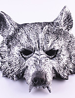 Halloween Masks / Masquerade Masks Wolf Head Festival Supply For Halloween 1PCS