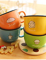 1PC Color Random Original Newfangled Culinary The Household Restaurant Supplies Ceramic Teacup Coffee Mug