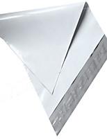 17 * 30 белый водонепроницаемый водонепроницаемый мешок (12 провод 100 / пачка)