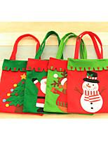 ручной работы Рождественский подарок мешок