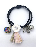Women Alloy / Gemstone & Crystal / Fabric HeadbandCute / Party / Work / Casual