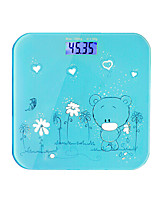 Precision Intelligent Human Body Scale (Color Blue)