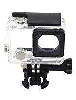 Go Pro Accessories Transparent 40M Waterproof Housing Case Underwater Cover with Glass Lens for Gopro Hero 3 4 Case