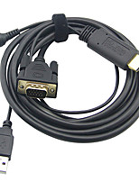 Hdmi To Vga Cable With Audio Band Power Supply Hdmi To Vga Converter HD Video