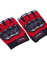 половина рыцарские перчатки (красный)