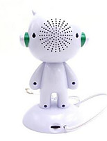 Small O Doll Audio Speakers