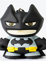 BS - 609 Second Generation Batman LED Key Chain Creative Gift Pendant The Cartoon Flashlight
