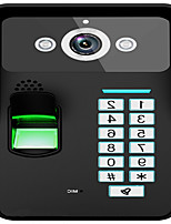 Color Video Intercom Doorbell Door Password