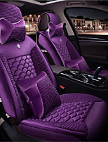 Warm Diamond Velvet 5D Full Surrounded By Car Cushion