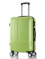 Professioneel gebruik-Handbagage/Cabinekoffer-PVC-Unisex