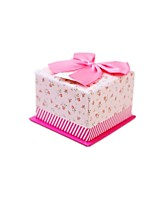 Note Five Packaged For Sale Size 8.0*8.0*5.5cm Stripe Jewelry Gift Gift Box Packaging Carton