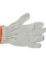 Шифрование хлопчатобумажной пряжи износостойкой защитные перчатки 10 расфасованного для продажи (5 пар)