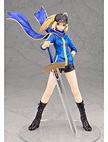 Fate/stay night Saber Lily PVC 23cm Anime Action-Figuren Modell Spielzeug Puppe Spielzeug