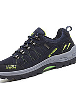 Unisex Sneakers Spring / Fall Comfort Fabric Casual Flat Heel  Blue / Green / Red / Gray Hiking