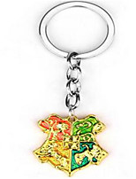 Harry Potter Hogwarts Institute Classical Signs Car Key Ring