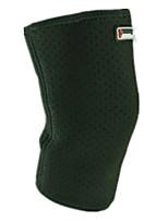 работает защита прыжок спорта колено (черный s)
