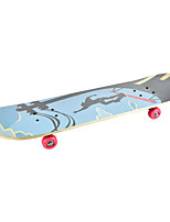 The new hot adult maple skateboards Outdoor sports double up skateboarding