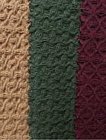 Cotton Solid Fuchsia / Green / Ivory / Purple / Yellow / Khaki Apparel Fabric & Trims