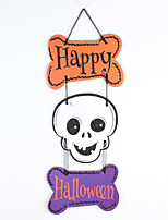 1PC Halloween Phantom   Skull  Pumpkin  Three Hang  Ornaments