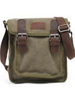 Men Canvas Casual / Outdoor Shoulder Bag