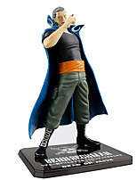 One Piece Cosplay PVC 20cm Anime Action Figures Model Toys Doll Toy  Benn Beckman