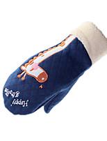 Luvas de esqui Luvas de Inverno / Mittens Crianças / Todos Luvas Esportivas Mantenha Quente / Á Prova-de-VentoEsqui / Snowboard /