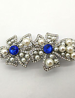 Women Alloy / Rhinestone / Imitation Pearl Hair Clip,Cute / Party / Work / Casual