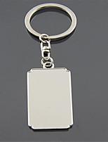 anillo de llave personalizada del metal del coche