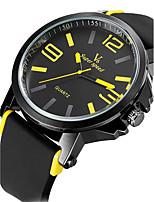 V6 Mens Watches Relogio Masculino Clock Military Sport Silicone Watchband Wristwatch Quartz Watch Digital Watch