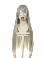 Safiruosi death - floating bamboo 14 Shiro black soul silver gray wig