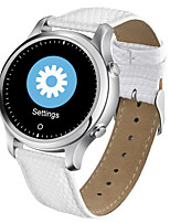 Round-Screen Smart Watch Bluetooth Remind SOS Raised His Hand Bright Screen
