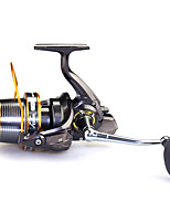 Fishing Reel Spinning Reels 4.11/1 13 Ball Bearings Left-handed Trolling & Boat Fishing-LJ9000