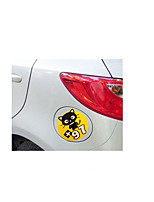 Fuel Tank Cover Car StickersA Pack of 5