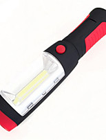 Accurate bell Verkabelt Others LED charging folding eye lamp Weiß / Rot