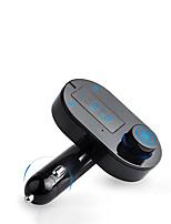 agetunr T9s автомобиль mp3 плеер беспроводной передатчик Bluetooth FM-3-х цветов FM-модулятор автомобильный комплект громкой связи A2DP