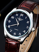 Fashion Casual Quartz Men Watches High Quality Soft Leather Man Clock Waterproof Wristwatches For Men Erkek Kol Saati