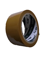 (Note Yellow Transparent Size 4500 Cm * 4.8cm *) High-Quality Sealing Tape