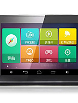 Android Intelligent Traffic Recorder 7 Inch Capacitive Screen Navigation