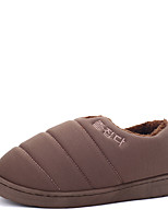 Women's Flats Fall / Winter Others PU Casual Blue / Brown / Pink / Gray / Khaki Others