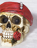 1PC Halloween Party Decor Gift Novelty Terrorist Ornaments