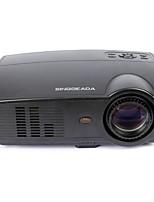 SGD430 DLP Проектор для домашних кинотеатров WXGA (1280x800) 3000Lumens Светодиодная лампа 150-400