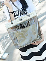 Women PVC Casual / Outdoor Shoulder Bag