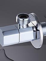 jally fria e água quente universal todos válvula de ângulo de cobre. jl-jf01